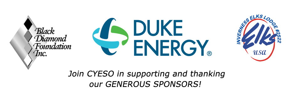 Donor Logos Black Diamond, Duke Energy, Insight Community
